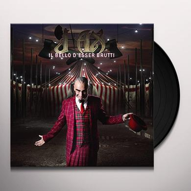 J-Ax IL BELLO D'ESSER BRUTTI Vinyl Record