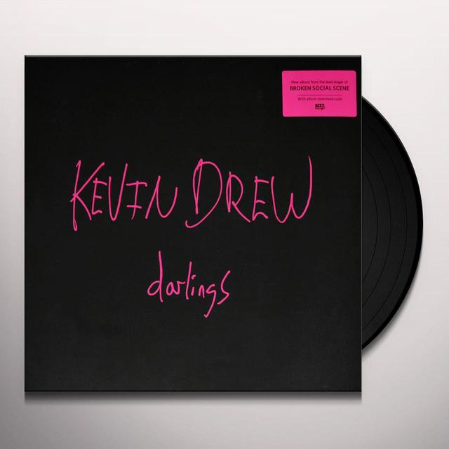 Kevin Drew DARLINGS Vinyl Record - UK Import
