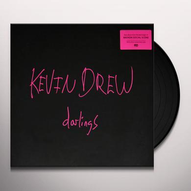 Kevin Drew DARLINGS Vinyl Record - UK Release