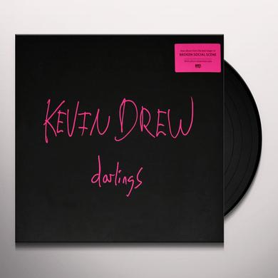 Kevin Drew DARLINGS Vinyl Record - UK Release