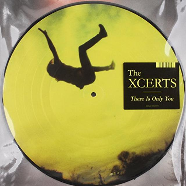 Xcerts THERE IS ONLY YOU Vinyl Record