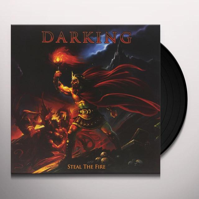 DARKING STEAL THE FIRE Vinyl Record
