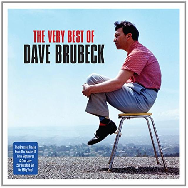 Dave Brubeck VERY BEST OF Vinyl Record - UK Import