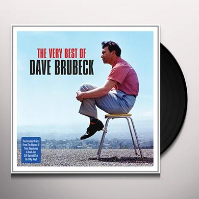 Dave Brubeck VERY BEST OF Vinyl Record