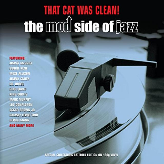 THAT CAT WAS CLEAN! MOD JAZZ / VARIOUS