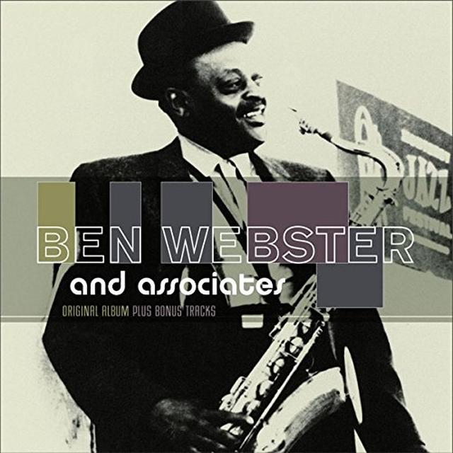 BEN WEBSTER & ASSOCIATES Vinyl Record