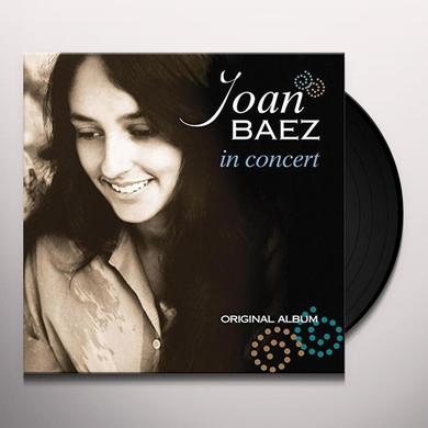 Joan Baez IN CONCERT Vinyl Record