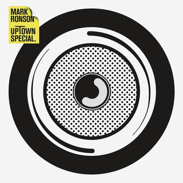 Mark Ronson UPTOWN SPECIAL Vinyl Record - UK Import