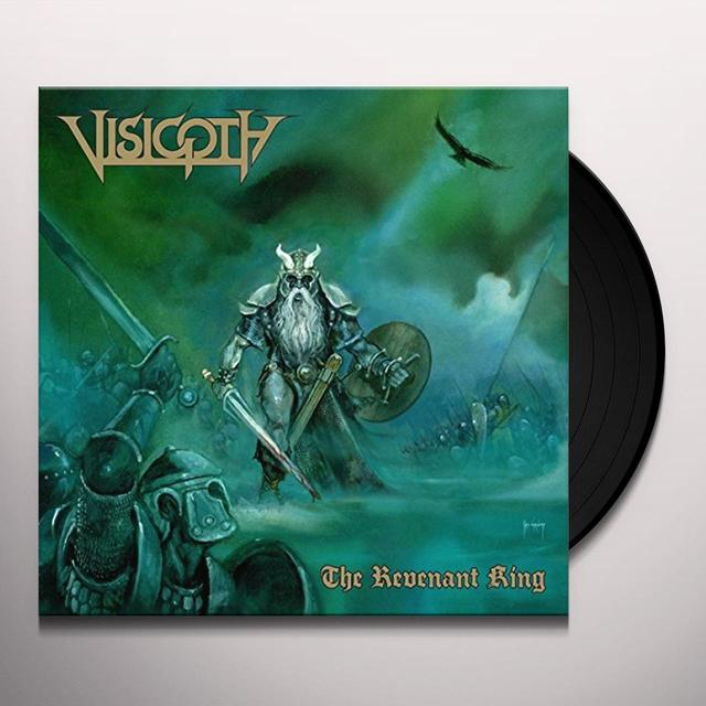 Visigoth REVENANT KING Vinyl Record - UK Import