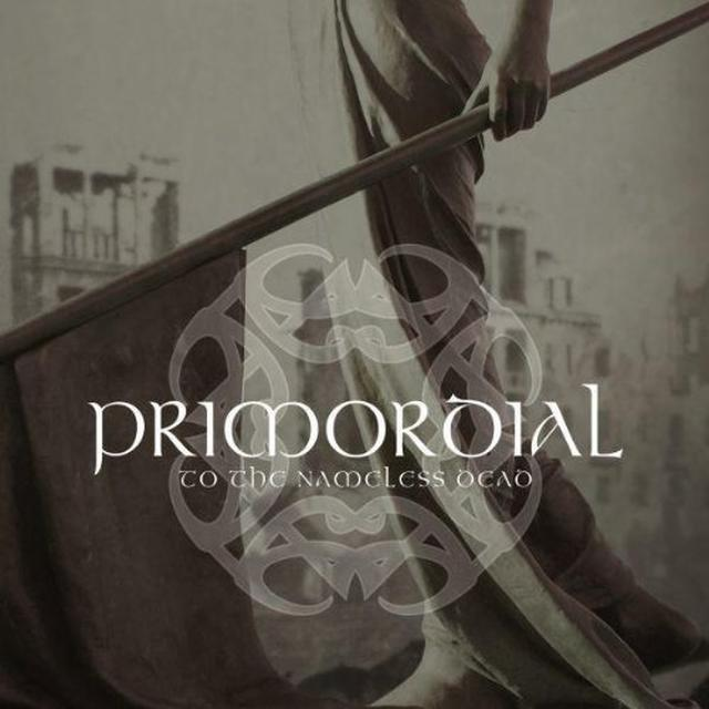 Primordial TO THE NAMELESS DEAD Vinyl Record - UK Import