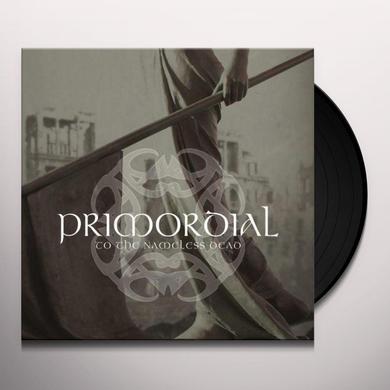 Primordial TO THE NAMELESS DEAD Vinyl Record - UK Import