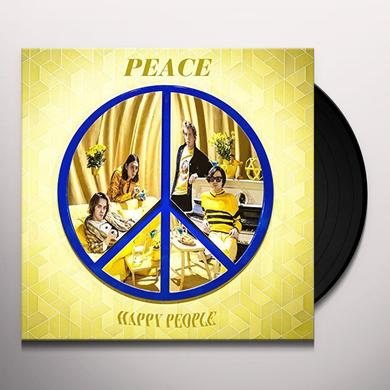 Peace HAPPY PEOPLE Vinyl Record
