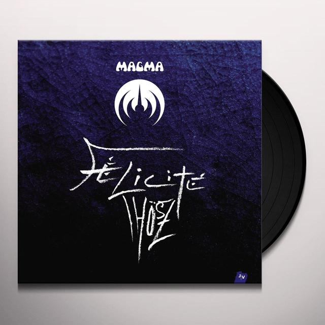 Magma FELICITE THOSZ Vinyl Record - 180 Gram Pressing, Digital Download Included