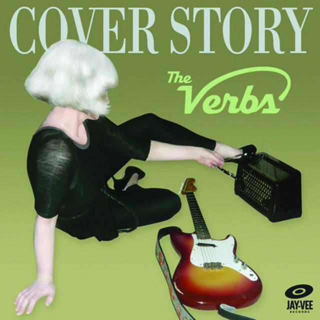 Verbs COVER STORY Vinyl Record