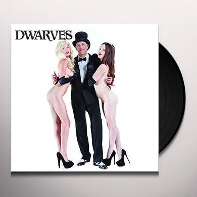 Dwarves GENTLEMAN BLAG Vinyl Record