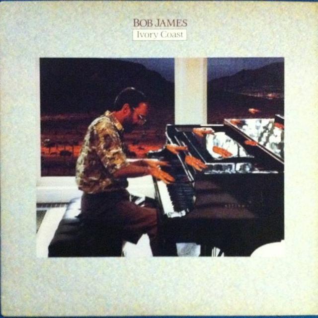 Bob James IVORY COAST Vinyl Record