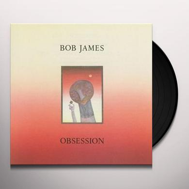 Bob James OBSESSION Vinyl Record