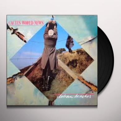 Cactus World News URBAN BEACHES Vinyl Record
