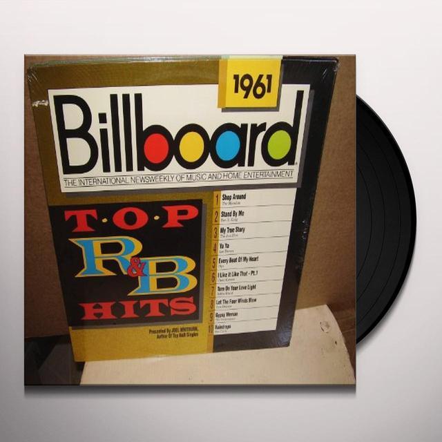 BILLBOARD TOP R&B HITS 1961 / VARIOUS Vinyl Record