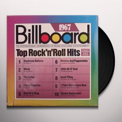 BILLBOARD TOP R&R HITS 1967 / VARIOUS Vinyl Record