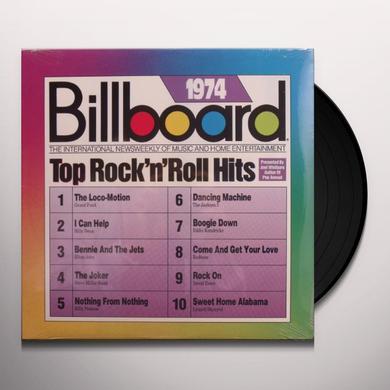 BILLBOARD TOP R&R HITS 1974 / VARIOUS Vinyl Record