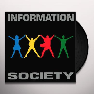 INFORMATION SOCIETY (WHAT'S ON YOUR MIND) Vinyl Record