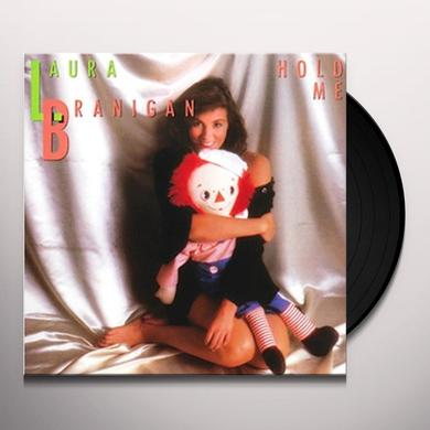 Laura Branigan HOLD ME Vinyl Record