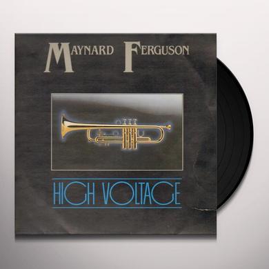 Maynard Furguson HIGH VOLTAGE Vinyl Record