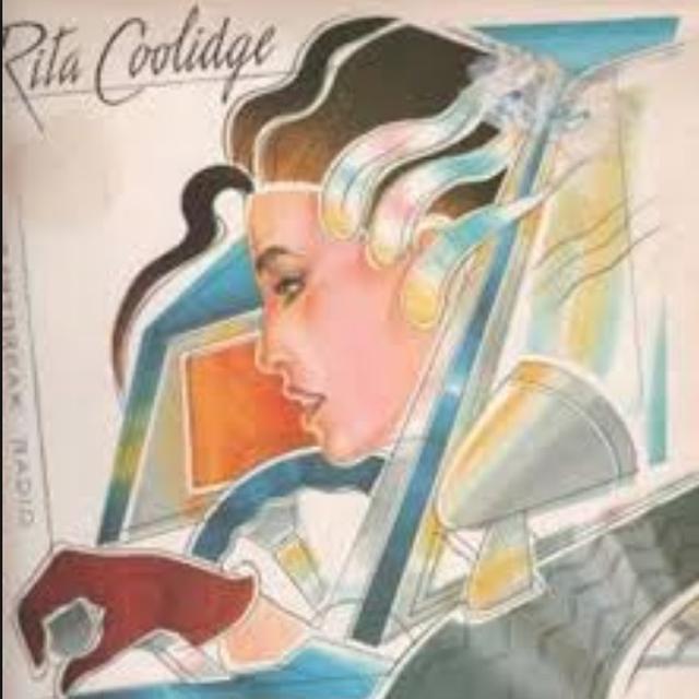 Rita Coolidge HEARTBREAK RADIO Vinyl Record