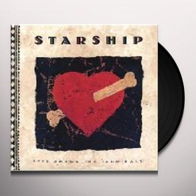 Starship LOVE AMONG THE CANNIBALS Vinyl Record