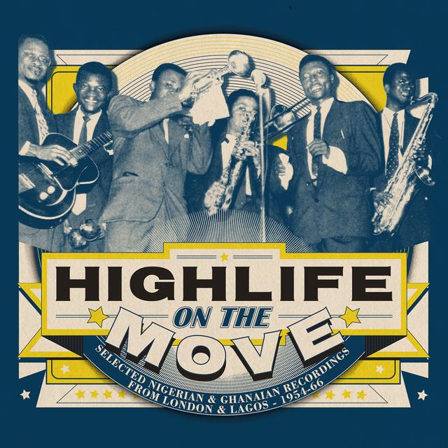 HIGHLIFE ON THE MOVE / VARIOUS  (WSV)