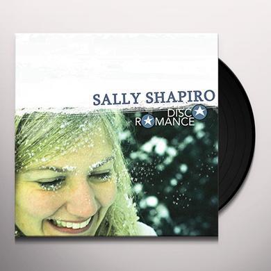 Sally Shapiro DISCO ROMANCE Vinyl Record