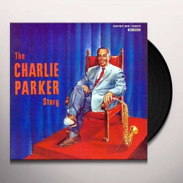 CHARLIE PARKER STORY Vinyl Record