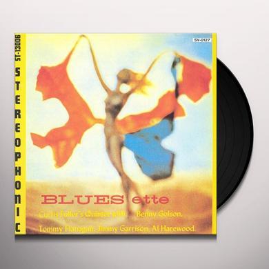 Curtis Fuller BLUES-ETTE Vinyl Record