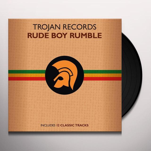 RECORD STORE DAY PRESENTS: TROJAN RECORDS RUDE BOY Vinyl Record