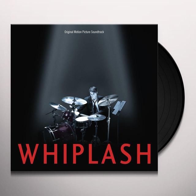 WHIPLASH / O.S.T. Vinyl Record