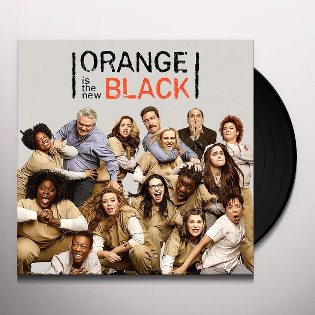 Gwendolyn Sanford / Brandon Jay / Scott Doherty ORANGE IS THE NEW BLACK - TV O.S.T. Vinyl Record