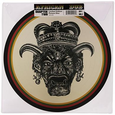 Joe Gibbs AFRICAN DUB CHAPTER TWO Vinyl Record - Picture Disc, Remastered