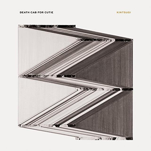 Death Cab For Cutie KINTSUGI Vinyl Record