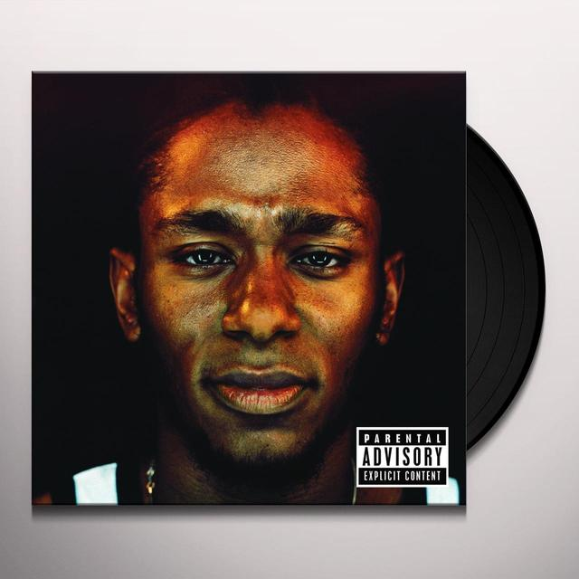 Mos Def BLACK ON BOTH SIDES Vinyl Record