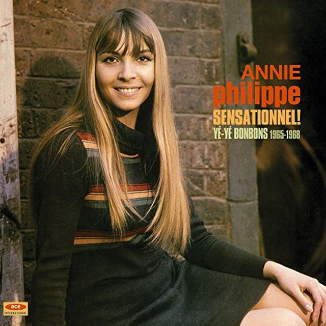 Annie Philippe SENSATIONNEL YE-YE BONBONS 1965-68 Vinyl Record - UK Import