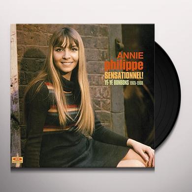 Annie Philippe SENSATIONNEL YE-YE BONBONS 1965-68 Vinyl Record