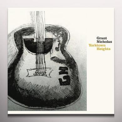 Grant Nicholas YORKTOWN HEIGHTS Vinyl Record - Colored Vinyl, UK Import