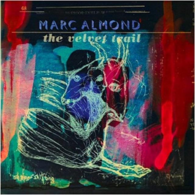 Marc Almond VELVET TRAIL Vinyl Record