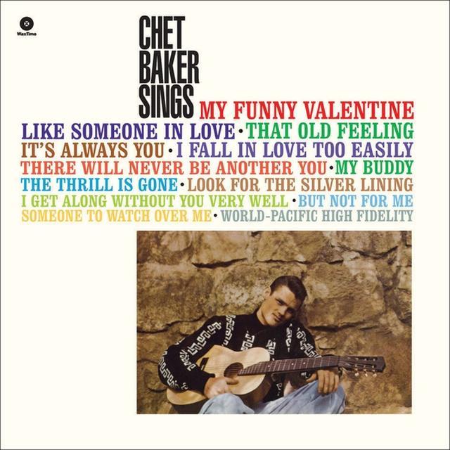 CHET BAKER SINGS Vinyl Record - Spain Import