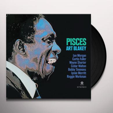 Art Blakey PISCES Vinyl Record - Spain Import
