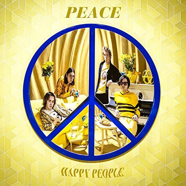 Peace HAPPY PEOPLE: DELUXE Vinyl Record - UK Import, Deluxe Edition