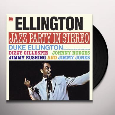 Duke Ellington JAZZ PARTY IN STEREO Vinyl Record - Spain Import