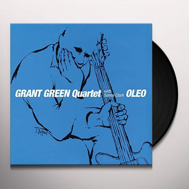Grant Green OLEO Vinyl Record - Spain Import