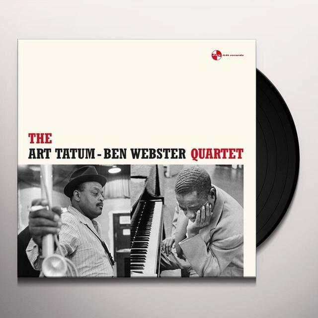 Art Tatum QUARTET Vinyl Record